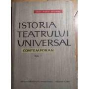 Istoria Teatrului Universal Contemporan Vol.1 - Horia Deleanu