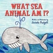 What Sea Animal Am I? by Jacinta Padgett