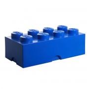 Lego - Storage Brick 8, blau