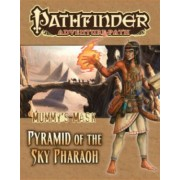 Pathfinder Adventure Path: Mummy's Mask Part 6 - Pyramid of the Sky Pharaoh by Mike Shel