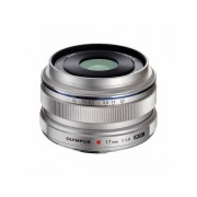 Obiectiv Olympus M.ZUIKO DIGITAL 17mm f/1.8 Silver montura Micro Four Thirds
