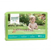 CHLORINE FREE DIAPERS (Stage 2) 36 Diapers