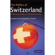 The Politics of Switzerland by Hanspeter Kriesi