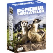 Colectia Domeniul Suricatelor 4 DVD
