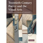 Twentieth-century Poetry and the Visual Arts by Elizabeth Bergmann Loizeaux