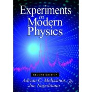 Experiments in Modern Physics by Adrian C. Melissinos