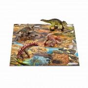 Mini Dinozauri +Puzzle 24 Piese Schleich-42331