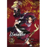 Umineko WHEN THEY CRY Episode 1: Legend of the Golden Witch, Vol. 2 by Ryukishi07