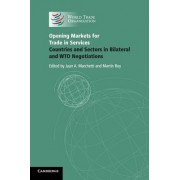 Opening Markets for Trade in Services by Juan A. Marchetti