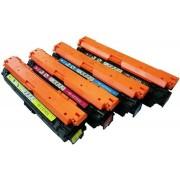 HP CE740A - презареждане черна тонер касета