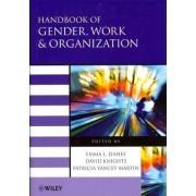 Handbook of Gender, Work and Organization by Ms Emma Jeanes