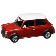 BBurago - 22011 - Voiture sans pile - Reproduction - Mini Cooper 1969 - échelle 1/24 - Coloris aléatoire