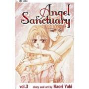 Angel Sanctuary, Vol. 3: Heaven-Sent Terror by Kaori Yuki