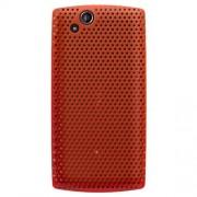 Katinkas Air Housse en polymer pour Sony Ericsson Arc Xperia X12 Rouge