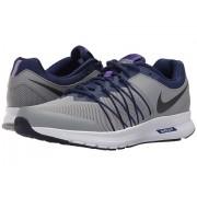 Nike Air Relentless 6 StealthLoyal BlueFierce PurpleMetallic Hematite
