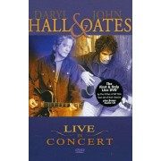 Hall & Oates - Live In Concert (0693723704074) (2 DVD)