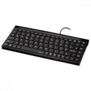 HAMA Мини клавиатура за лаптоп, SL 720, USB, ХАМА - HAMA-50449