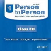 Person to Person, Third Edition Level 1: Class Audio CDs (2) by Jack C. Richards