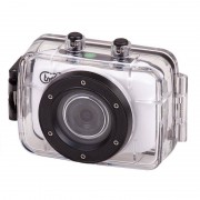 Trevi Go 2200 HD Sports Action Camera 1,3MP 2'' Touchscreen branco