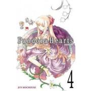 Pandora Hearts: v. 4 by Jun Mochizuki