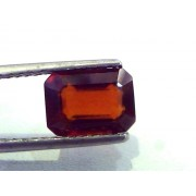 2.97 Ct Untreated Natural Ceylon Gomedh/Hessonite Gems for Rahu