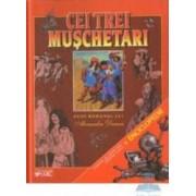Cei trei muschetari. Cartea de aventuri pentru copii + Enciclopedie