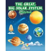 The Great, Big Solar System Activity Book by Kreative Kids
