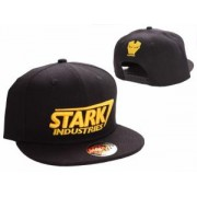 Iron Man Stark Yellow Logo - Sapca ajustabila