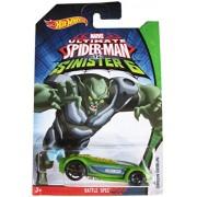 Hot Wheels Marvel Ultimate Spider-Man vs Sinister 6: Green Goblin - Battle Spec