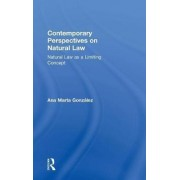 Contemporary Perspectives on Natural Law by Ana Martha Gonzalez