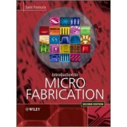 Introduction to Microfabrication by Sami Franssila