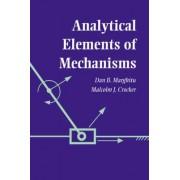 Analytical Elements of Mechanisms by Dan B. Marghitu