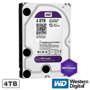 HARD DISK 4TB INTELLIPOWER 64MB WD PURPLE WESTERN DIGITAL WD40PURX