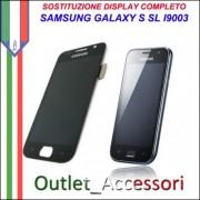 Sostituzione Riparazione Cambio Assemblaggio Display Lcd Vetro Rotto Samsung Galaxy SL SCL I9003 GT-I9003