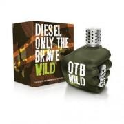 Diesel Only The Brave Wild for Man perfumy męskie - woda toaletowa 75ml (FLAKON)