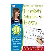 English Made Easy Early Writing Preschool Ages 3-5