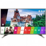 Televizor LED LG 43LH615V Smart, 108 cm, webOS 3.0, Full HD, WiFi, Argintiu
