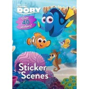 Disney Pixar Finding Dory Sticker Scenes by Parragon Books Ltd