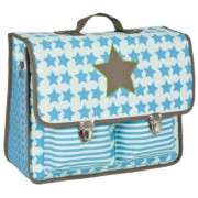 LÄSSIG Mini Retro Bag Starlight oliv