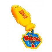 The Happys Happy Treat Yellow Beg
