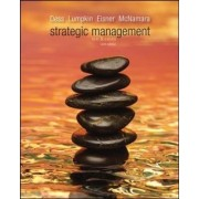 Strategic Management: Text and Cases by Gregory G. Dess