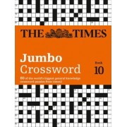 The Times 2 Jumbo Crossword Book 10 by The Times Mind Games