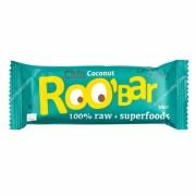 Roo'bar Chia noix de coco 50g