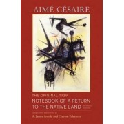 Original 1939 Notebook of a Return to the Native Land by Aime Cesaire