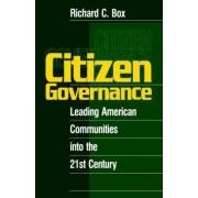 Citizen Governance by Richard C. Box