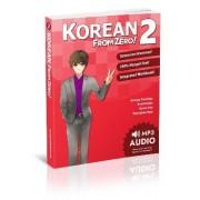 Korean from Zero! 2015: Book 2 by George Trombley