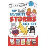 I Can Read My Favorite Stories Box Set by Various