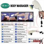 19 in 1 Body-Mate Full Body Massager with Powerful Motor
