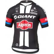 Etxeondo Authentic Team Giant-Alpecin Climb - Maillot manches courtes - noir XXL Maillots manches courtes sport