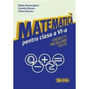 Matematica cls 6 Exercitii probleme teste - Stefan Smarandache
